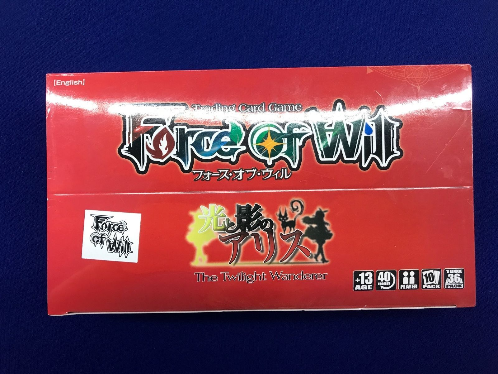 Other CCG Items 2535: Force Of Will Fow Tcg - The Twilight Wanderer ...