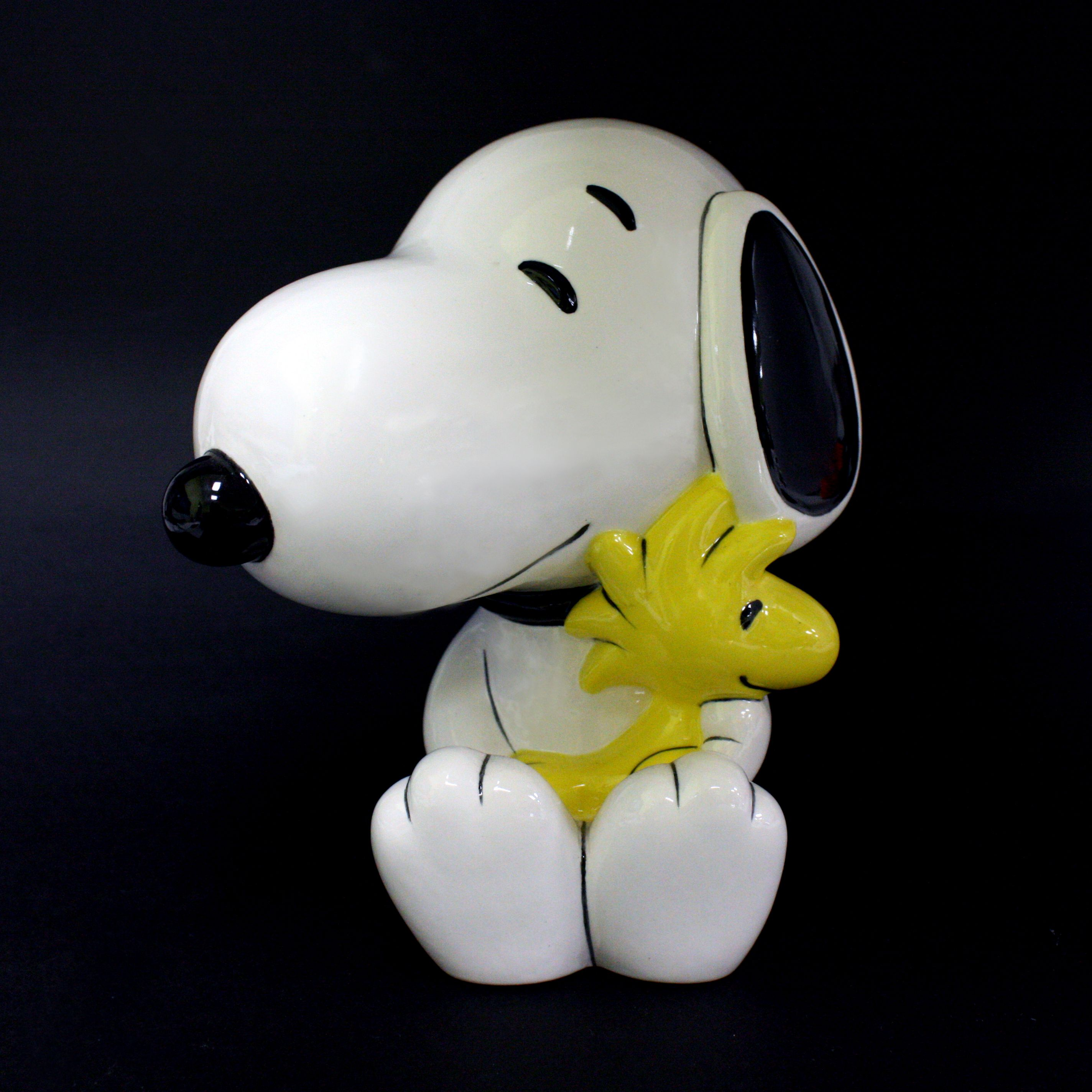 Pnx 001 snoopy woodstock bank chesapeake ceramic bisque ceramic bisque pnx 001 snoopy woodstock bank dailygadgetfo Choice Image