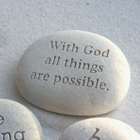 Paperweight Stone Inspirational stones beach pebbles, Inspirational Quotes Message stone Quotes on stones