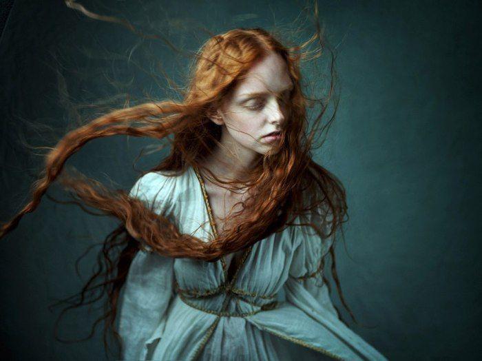 Портрет, Портреты девушек, Фотографии