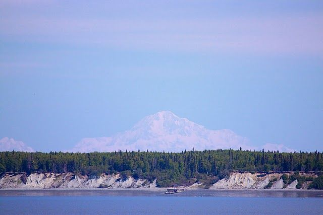 Mt. McKinley!! Alaska Trip May 2011