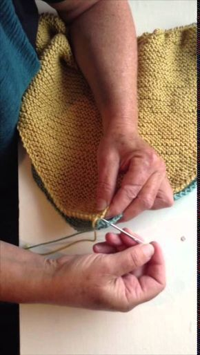 Photo of Theresa Gaffey's Magical Seaming Technique