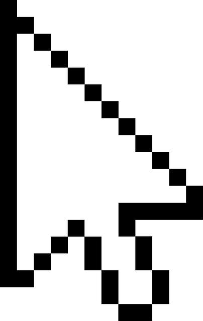 Cursor Pixel Google Search Pixel Image Mouse Png