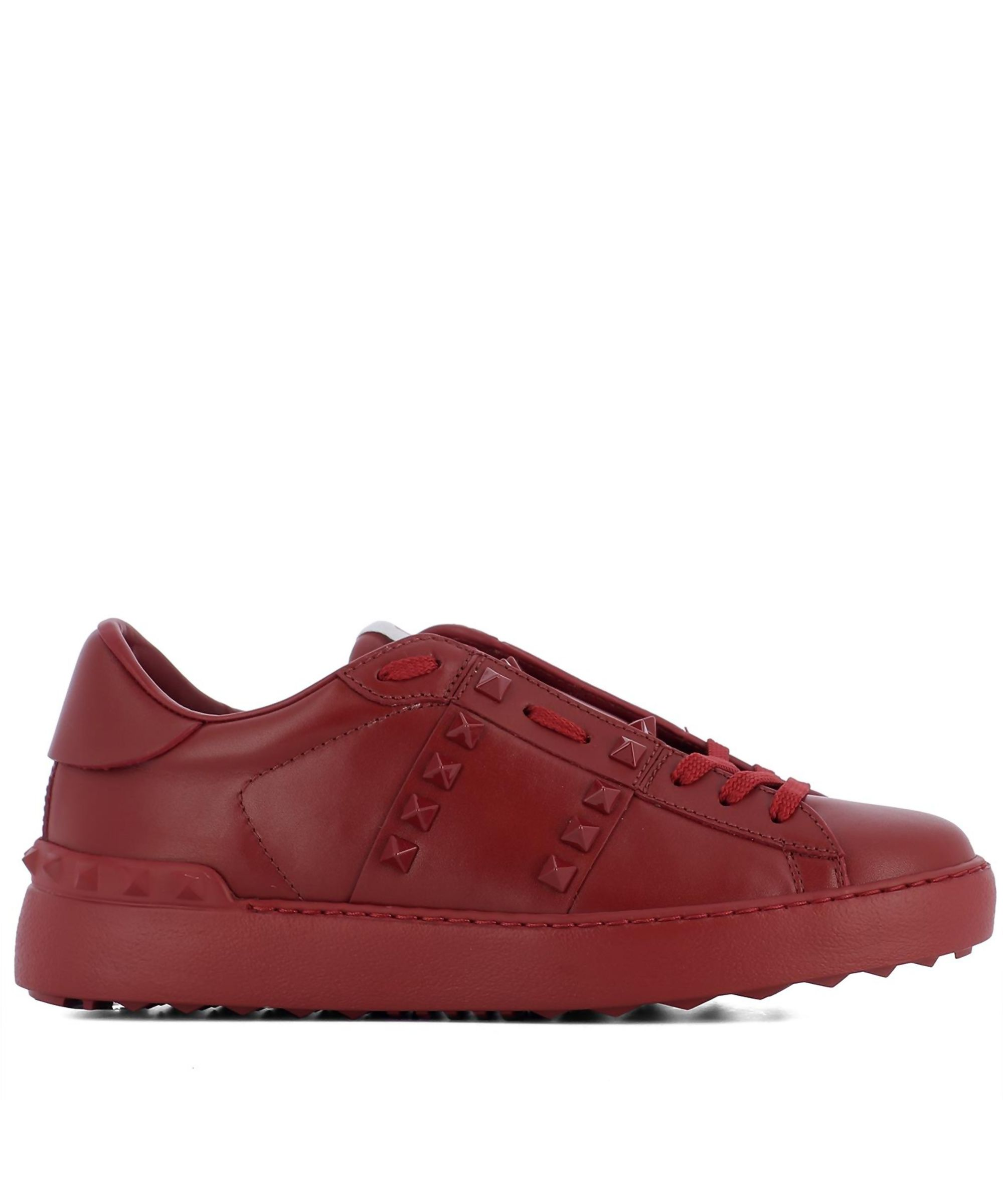 Leather, Sneakers, Valentino shoes