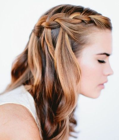 Flechten Sie Ihre Haare Haare Trendfrisuren Pinterest Zopf