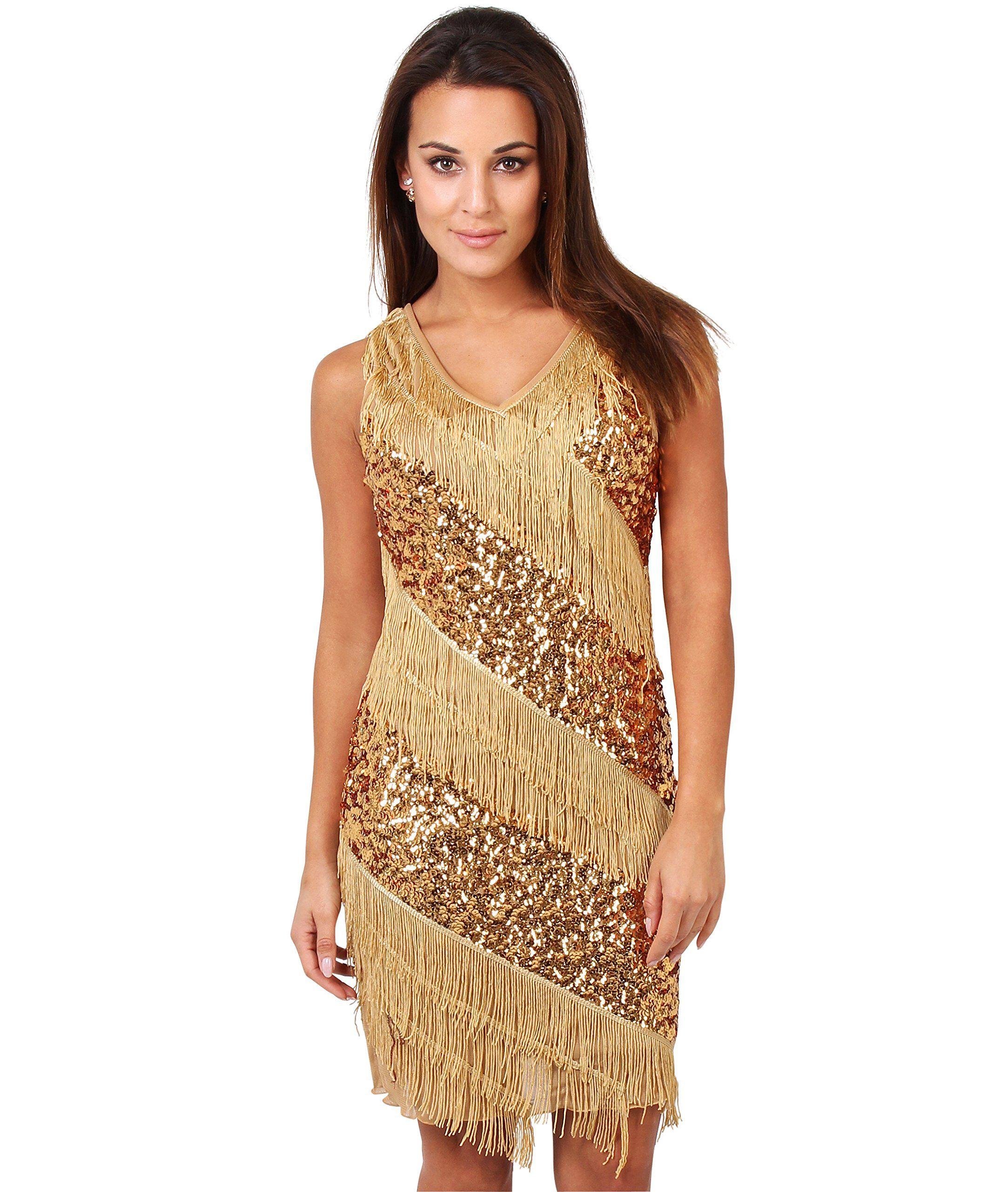 Krisp Damen Swing Kleid 20er Jahre Fransenkleid Neu6462 Blk S Amazon De Bekleidung 20er Jahre Kleider Modestil Kleidung Entwerfen