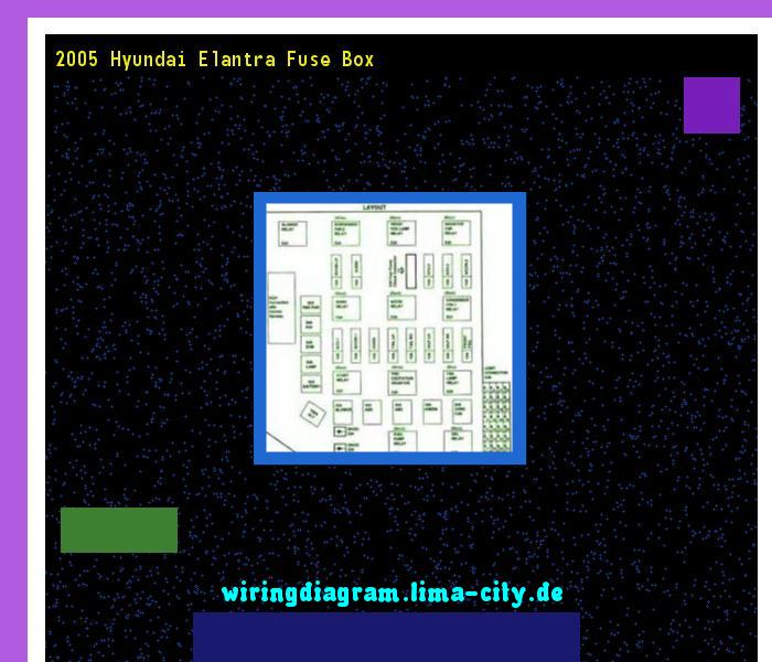 2005 hyundai elantra fuse box. Wiring Diagram 18575 ...