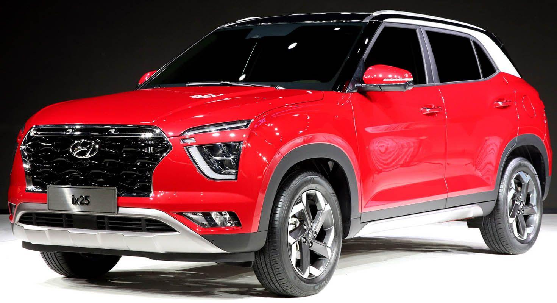 هيونداي كريتا 2020 الجديدة كليا تطور كبير في الشكل والمضمون موقع ويلز Car Hyundai Suv Car