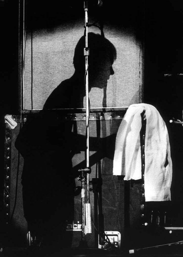 Bernard Sumner Joy Division Joy Division Music Is Life Shadow