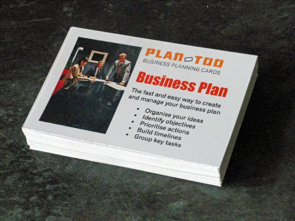 Write A Business Plan In A Day Or Less Business Planning - Etsy business plan template