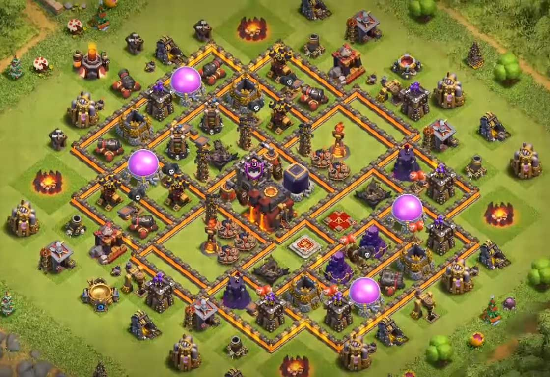 Th12 Farming Base 2019 New Update 7