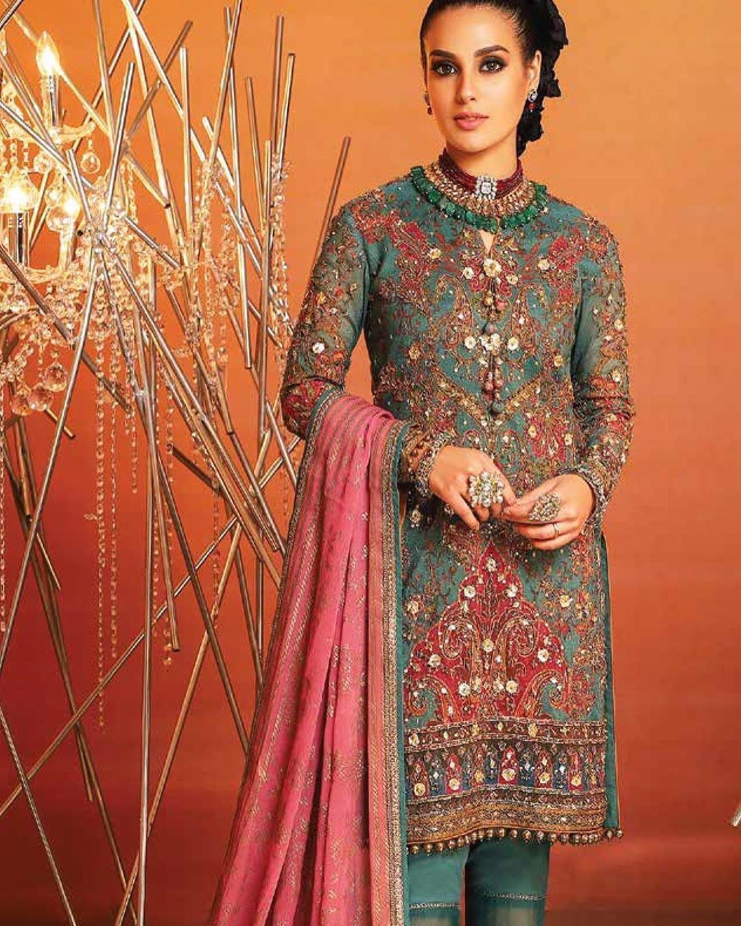 Pin On Lenghas And Suits