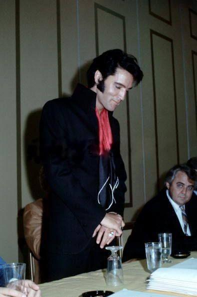 1969 Las Vegas press conference
