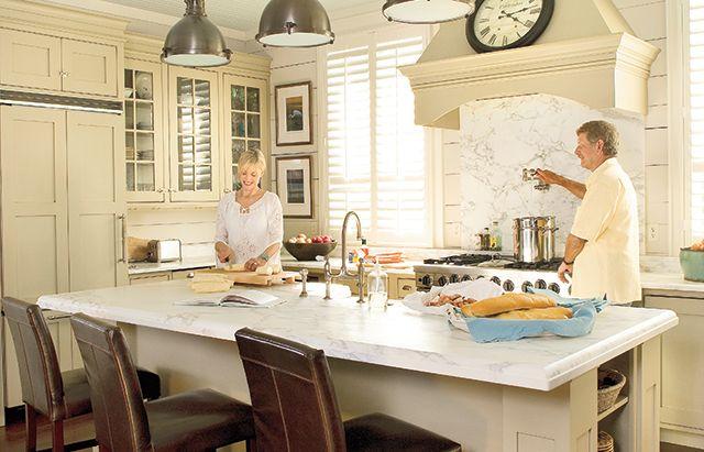 Ornate kitchen island. | House Plans | Pinterest | Southern living ...