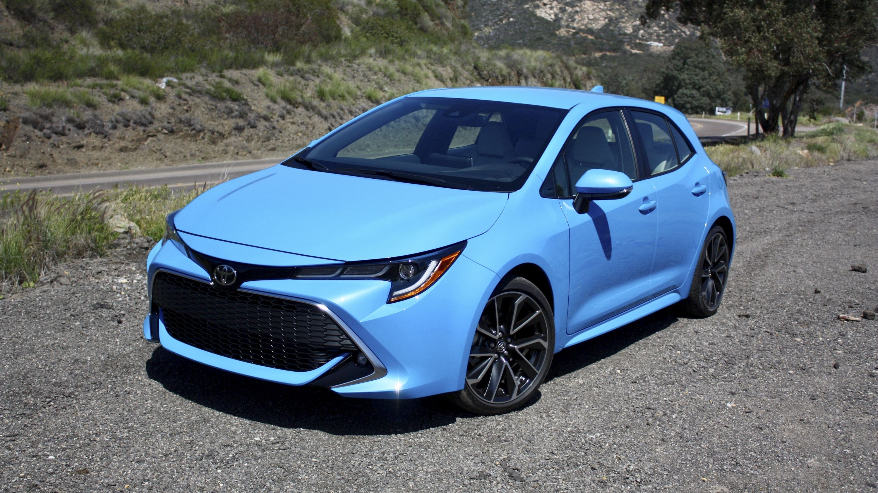 The 2019 Toyota Corolla Hatchback Actually Looks Great