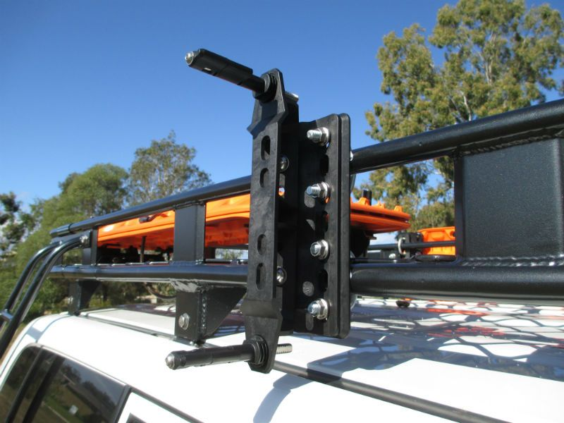 Maxtrax Mounting Brackets With Quick Release Mounting Pins Mounting Brackets Bracket Roof Rack