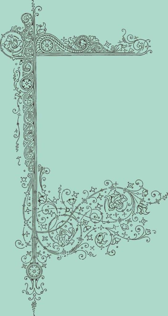 More Free Clipart u2013 Vintage Frames Borders \ Ornaments - printable bordered paper designs free