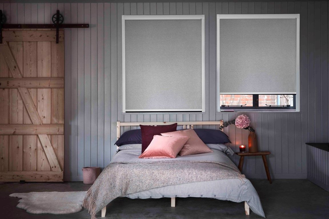 Bloc Blinds. Total Blackout Blinds. Control The Light With Window Blinds. Best  Blinds For Bedrooms. Roller Blinds. Bedroom Blinds. Grey Blinds.