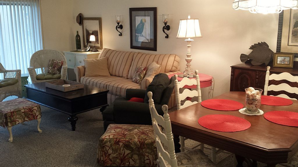 Condo vacation rental in st augustine beach from
