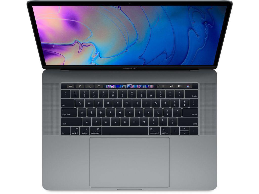 15 Inch Macbook Pro Space Gray 2018 Apple Macbook Pro Apple Macbook Macbook Pro I7