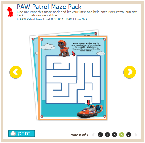 Pin By Crafty Annabelle On Paw Patrol Printables Paw