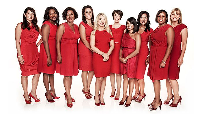 Go Red for Women- Prevent Heart Disease in Women - Great Thoughts.com