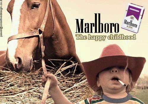 unethical advertising | malboro unethical | Flickr - Photo Sharing ...