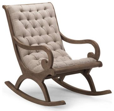 Grayson Rocker Traditional Rocking Chairs Grandin