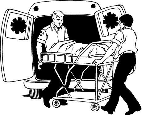 ambulance driver clip art back of ambulance ambulance