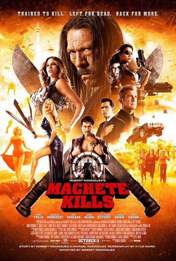 Machete Kills 2013 Cam 400mb 720p Movies Download Mkv Movies