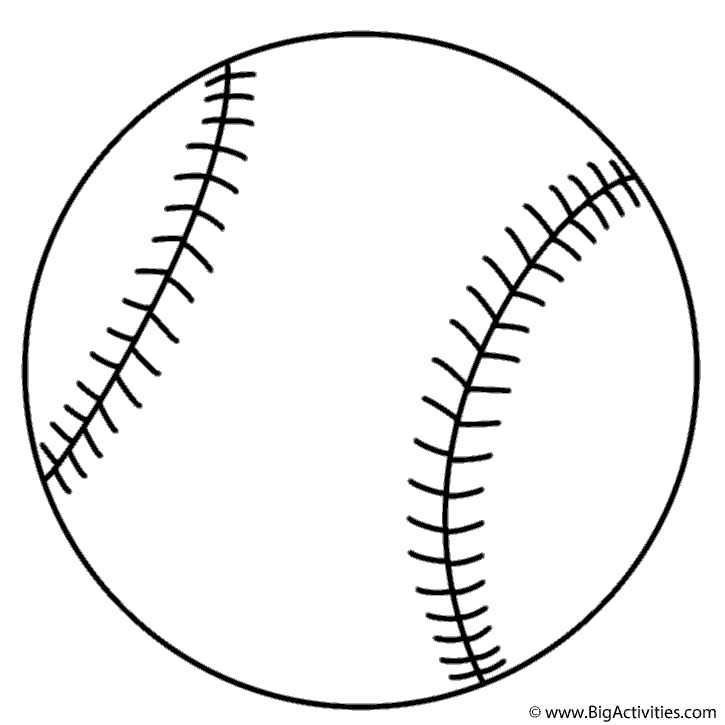 Baseball Coloring Page Sports Baseball Coloring Pages Baseball Crafts Baseball Snacks