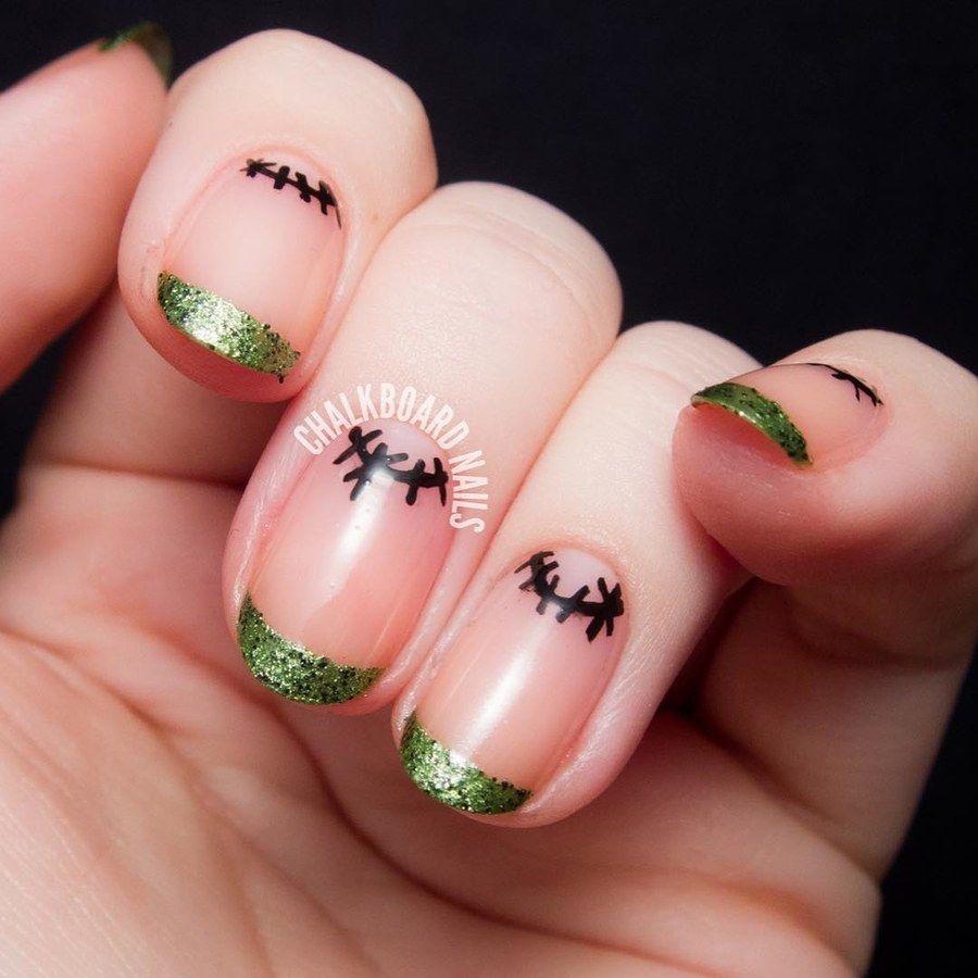 28 Creative Halloween Nail Art Ideas for Every Length