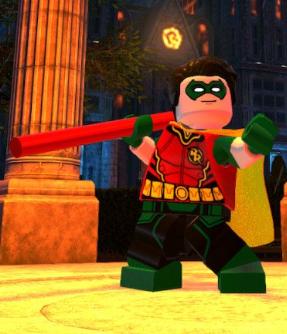 Red Robin Brickipedia Fandom Iron Man Cartoon Lego Batman Gordon Batman