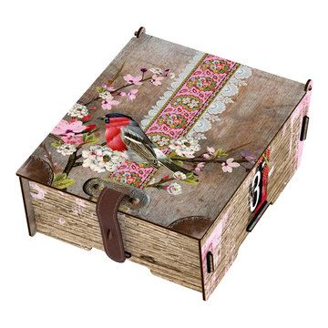 Miho Unexpected Things Celebrity jewelry box For mom Gifts