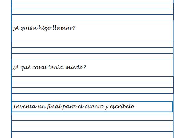 ejercicios lengua segundo primaria 15