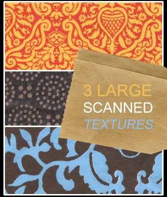 3 large scanned textures by ~Kiho-chan on deviantART