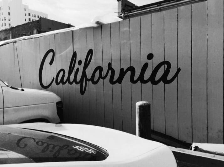 #aesthetic #usa #car #alternative #theme #california #cute ...