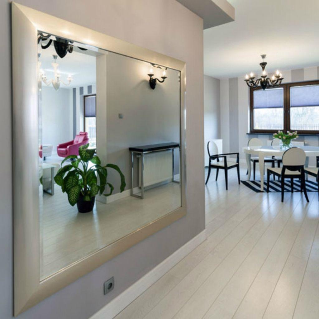 10 Stunning Entryway Oversized Mirrors 11 2minuteswith Com Mirror Interior Design Wood Doors Interior Mirror Interior