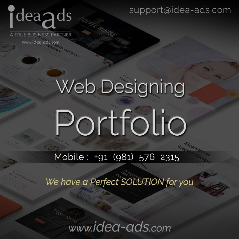 Website Design Portfolio Web Design Company Amritsar India Portfolio Web Design Portfolio Website Design Web Design