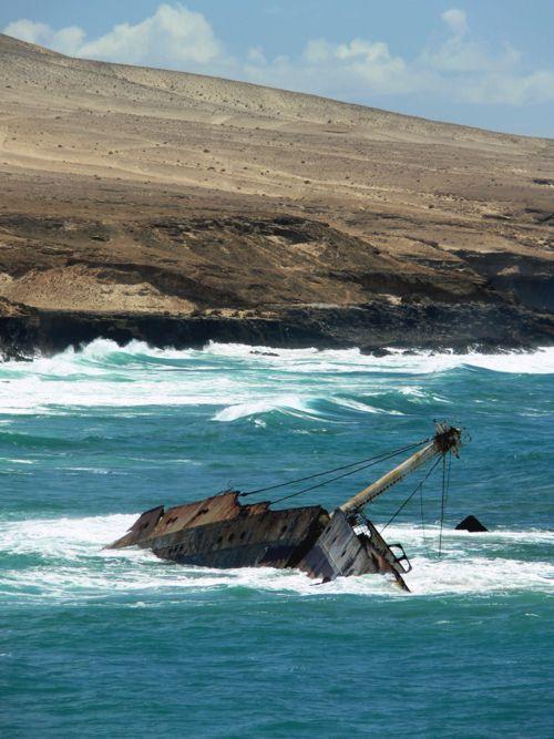 American Star Shipwreck, Fuerteventura | Canary Islands | Spain (by Scott_photos)