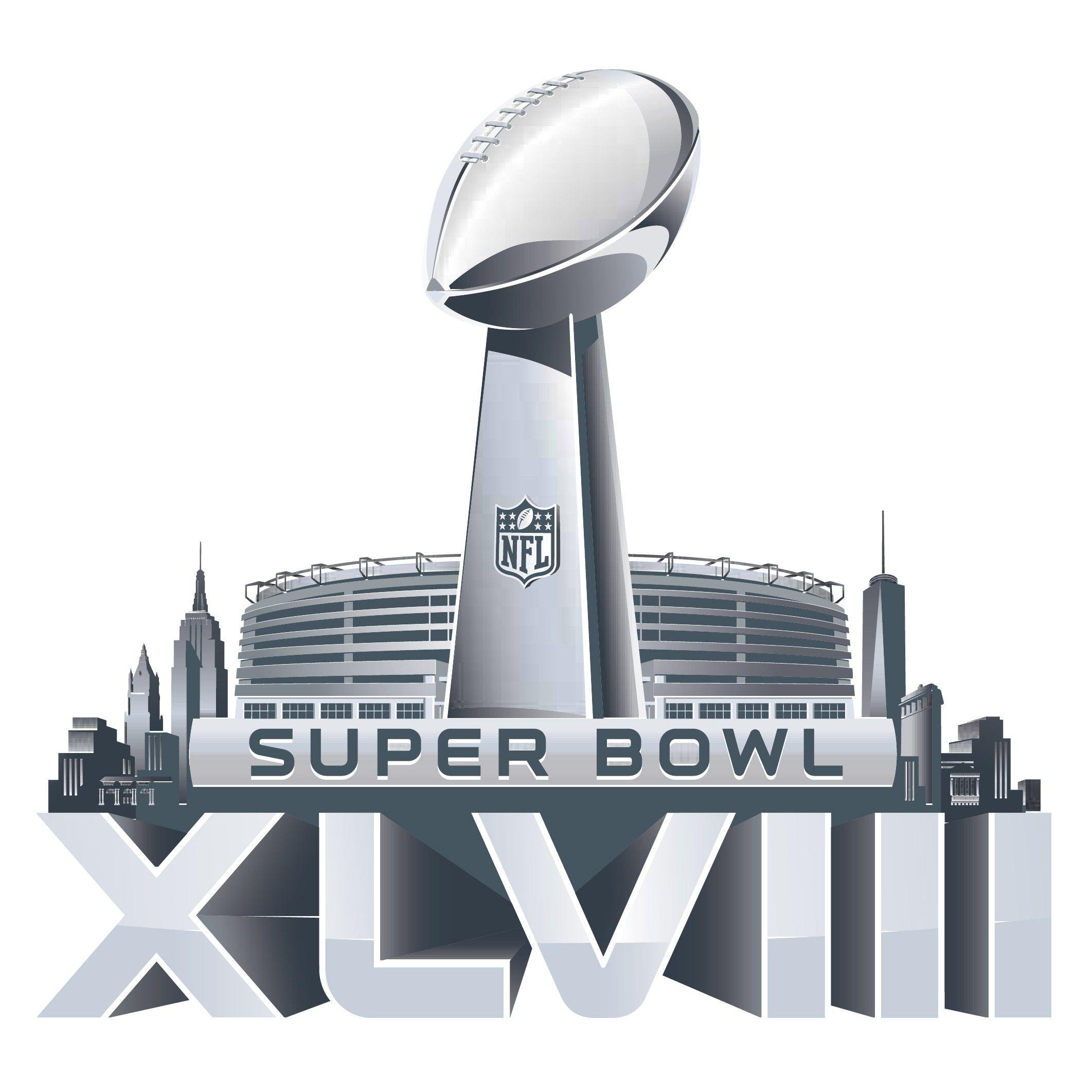 Super Bowl Xlviii Logo Nfl Free Company Logo Downloads Brand Emblems Super Bowl Nfl Super Bowl 2015