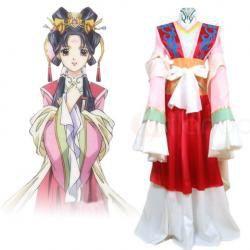 $86.99 The Story of Saiunkoku Shurei Ko Cosplay Costume