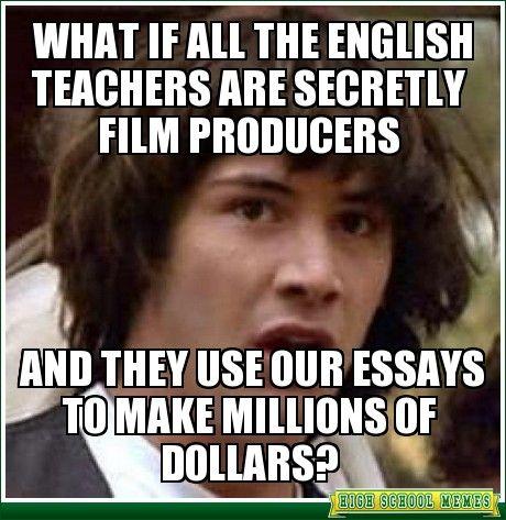6d016337dca6191f998df54e371b2c8e   Leading Hobbits through ... English Teacher Funny