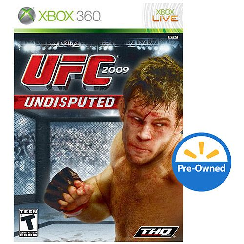 Ufc 2009 Undisputed (Xbox 360) - Pre-Owned: Xbox 360