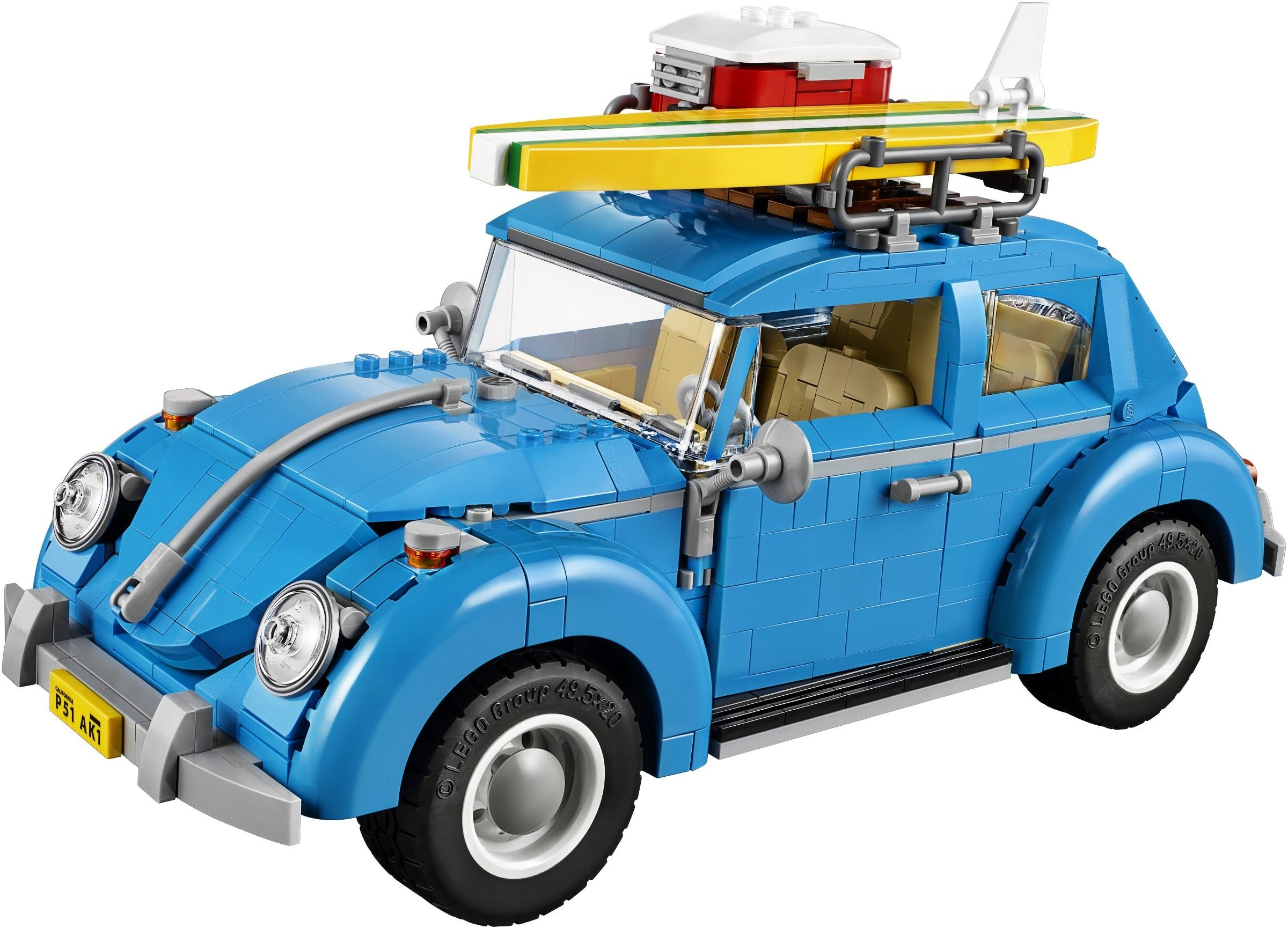 Lego car toys   Volkswagen Beetle  Lego Legos and Lego creations