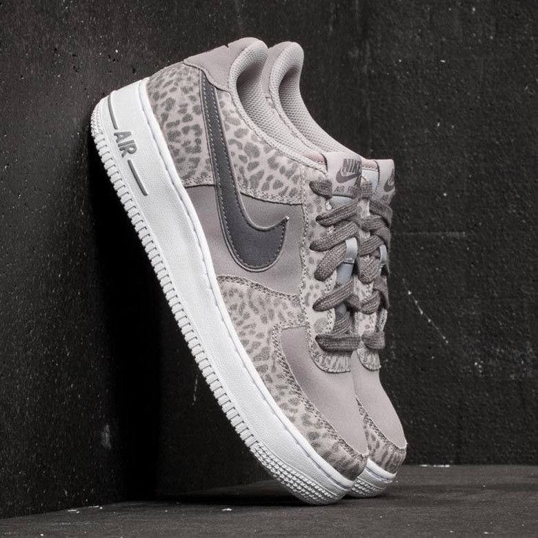 finest selection 7c8ad 28d10 Nike is dressing up two Air Force 1 iterations for kids in leopard-inspired  prints