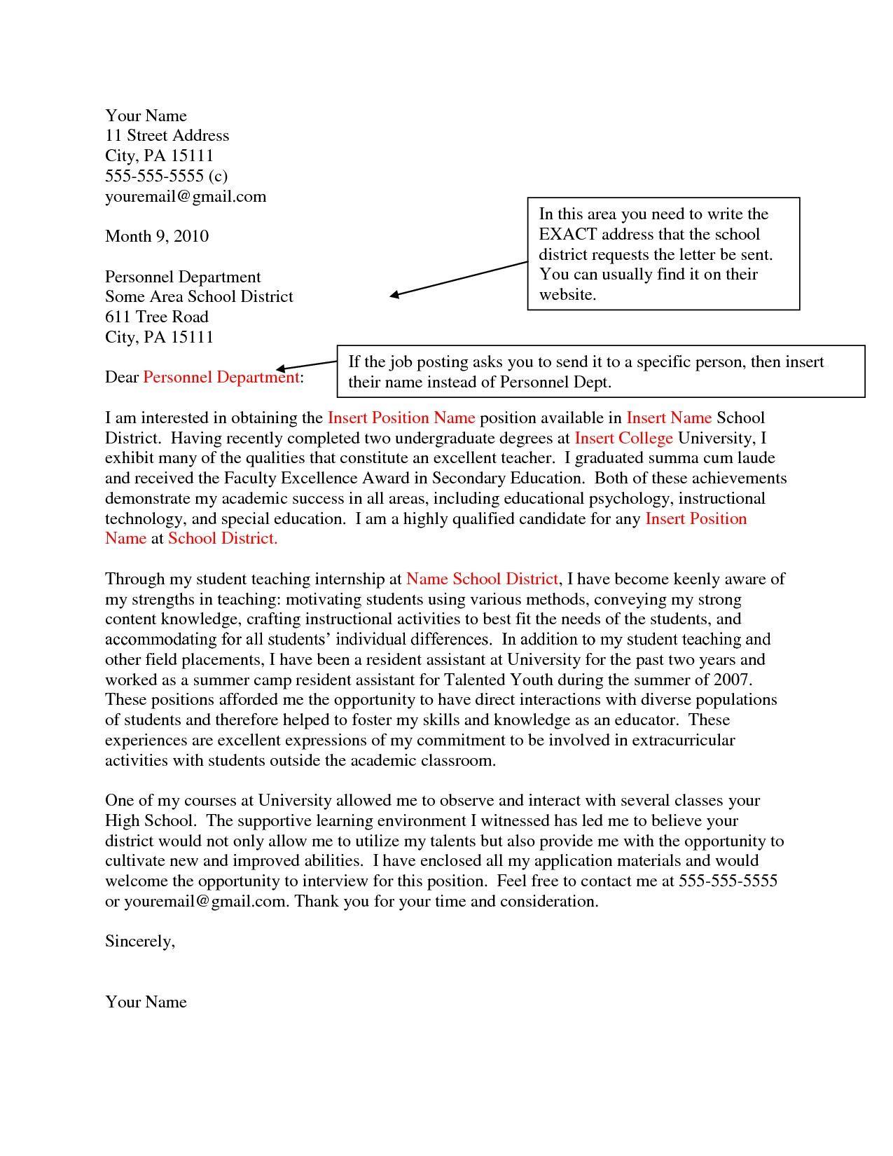23 Letter Of Interest Vs Cover Letter Letter Of Interest Vs Cover Letter What Is A Letter Of Inte Job Cover Letter Examples Letter To Teacher Letter Example