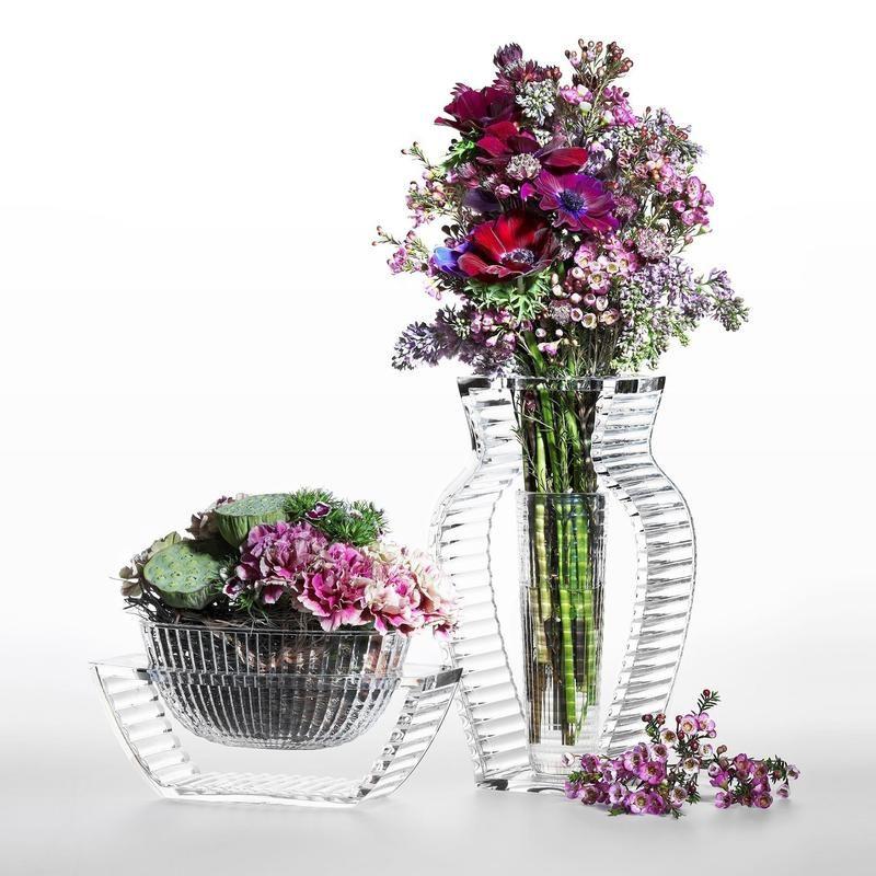 Kartell I Shine Vases #largepaperflowers