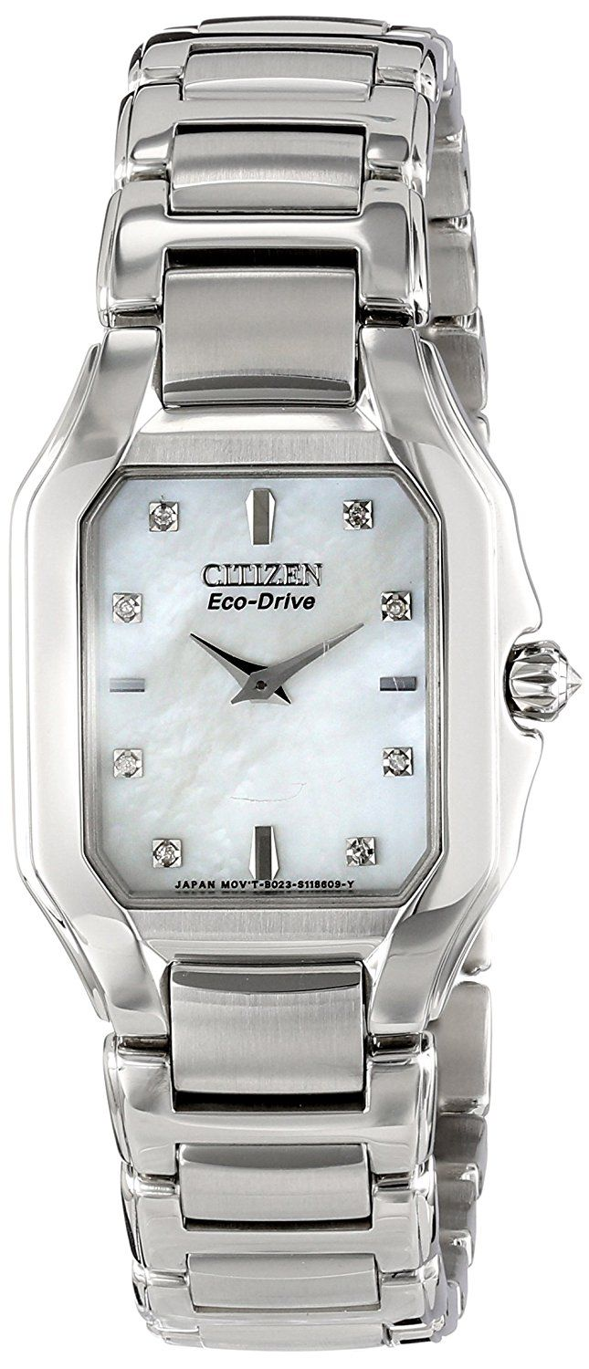 641c17b57b0 Citizen Women s EX1190-58D The Signature Collection Eco-Drive Fiore Watch