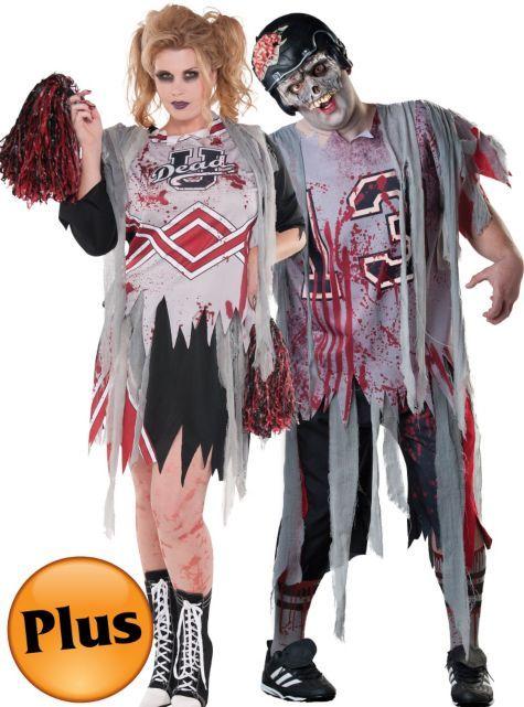 Halloween Costumes for Girls Dead Cheerleader